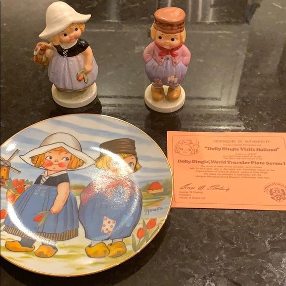 Dolly Dingle collectors trio